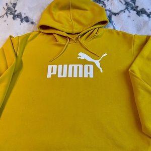 Ladies Puma crop sweater